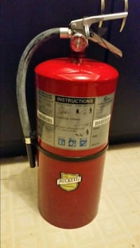 Large fire extinguisher Virginia Beach, 23454