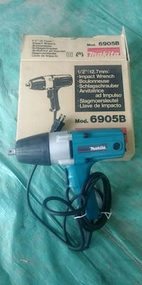 blue and black Makita cordless hand drill Spruce Grove, T7X 0J1