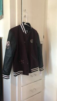 Brand new BCBG letterman jacket  Los Angeles, 91367