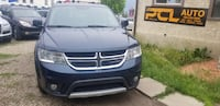2014 DODGE JOURNEY R/T!NO ACCIDENT! PARK ASSIST!LEATHER SEATS! Edmonton