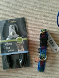 New nail trimmers/collar sm *6$**REDUCED** Springfield, 65804