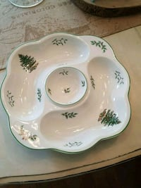 New-BY SPODE VEGGIE AND DIP SERVING PIECE  Jacksonville, 32259