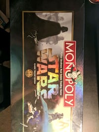 Monopoly Star Wars edition new sealed Franconia, 22310