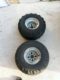 ATV tires / golf cart tires