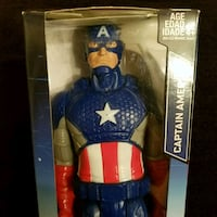 Captain America Avengers doll Los Angeles, 91343