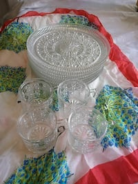 Vintage Glassware Set Wichita, 67203