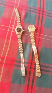 Two very old and used rolexes,  Greeneville, 37745