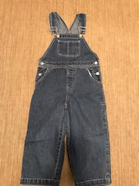 Kids Roots Overall Size 4 Richmond Hill, L4S 2P8
