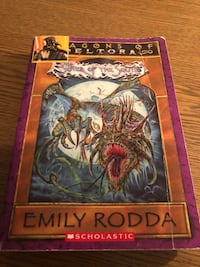 Book called Dragons of Deltora The Sister of the South by Emily Rodda Hudson, 01749