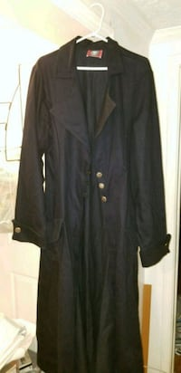 Gothic style trenchcoat  Conway