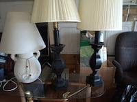 matching black lamps Port Richey