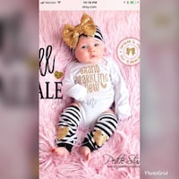 3 month brand sparkling new outfit  Morgan Hill, 95037