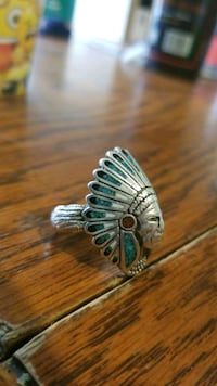 auntiqu sting silver ring Winnipeg, R2K 1A9