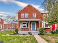 HOUSE For Rent 4+BR 2BA Baltimore