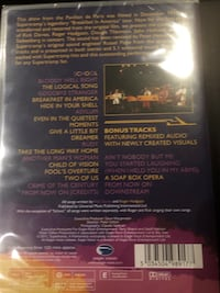 Supertramp DVD (not opened)