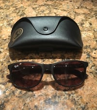 Brand New Ray Bans with Case Mississauga, L4Z 4A1