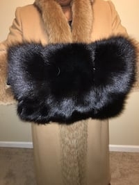 Blackglama Mink Muffler Laurel