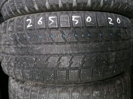 265/50R20 Toyo Observe Gsi-5 Winter Pair of 2