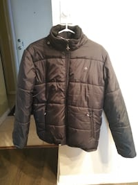 LRG Black Puffy Jacket - Small 3750 km