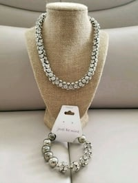 New silver tone set Surrey, V3W 3M5