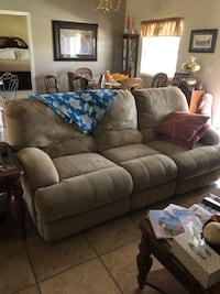Reclining couch and chair Lakeland, 33809
