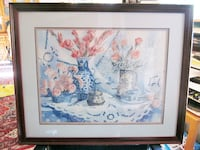 ART: Joy Evans Limited Signed Edition Print Catharpin