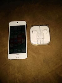 Unlocked 5s 16gb with earbuds Liverpool, 13090