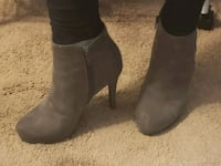 Ankle boots super cute heels  Laurel