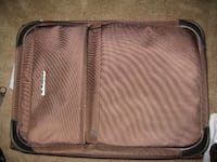 Kappa Brown Suitcase
