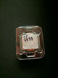 Intel i5 4690 used for 2 years Germantown
