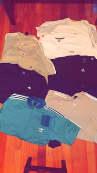 9 ADIDAS BUNDLE EXCELLENT CONDITION Monroe, 30655