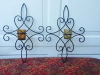 Cute iron sconces Bossier City, 71112