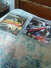 two Sony PS3 games Surrey, V3R 4Y1