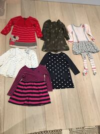 Lot designer toddler girl dresses 524 km