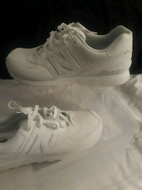 New balance white Gator skin with clear sneaker bo Liverpool, 13090