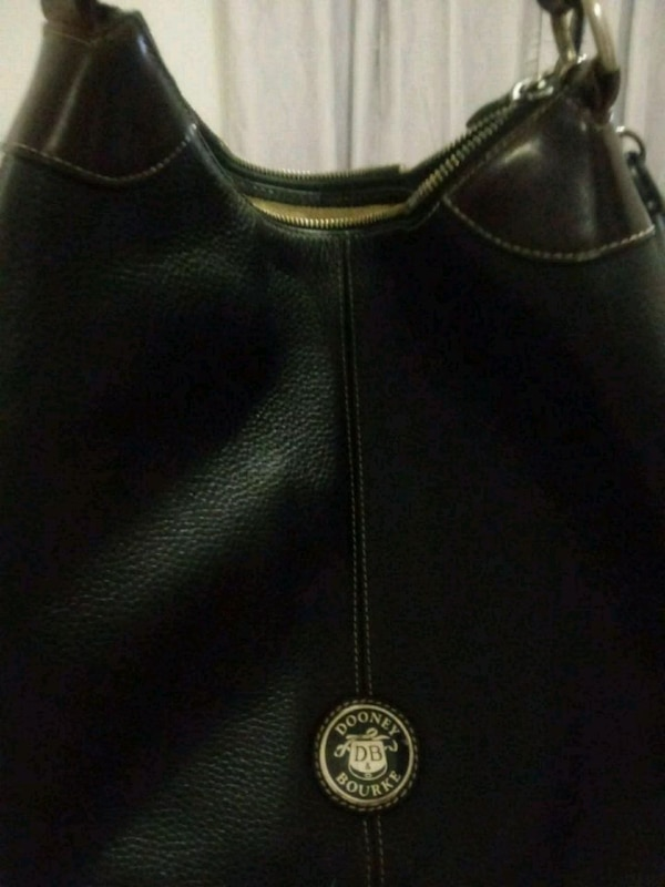 7578ae5ba6c0a7 Used black leather Michael Kors tote bag for sale in Chicago - letgo