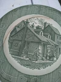 Set of 2 collectible Plates North Little Rock, 72118