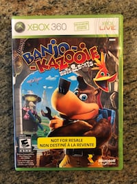 Banjo-Kazooie: Nuts & Bolts - Complete With Manual And Case (Xbox 360)