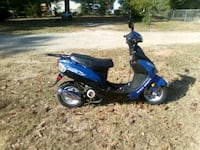 2018 peace sport 50cc moped like new 2000 miles 40 Anderson