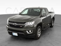 2018 Chevy Chevrolet Colorado Extended Cab pickup Z71 Pickup 2D 6 ft