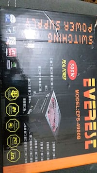 EVEREST 300W SWITCHING POWER SUPPLY Zeytinburnu