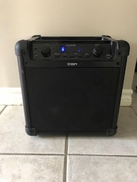 ION Tailgater Portable Bluetooth PA Party Speaker
