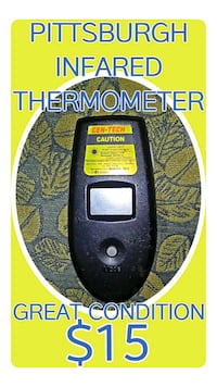 Pittsburgh/Cen-Tech Infared Thermometer