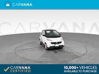 2014 smart fortwo coupe Passion Hatchback Coupe 2D White <br