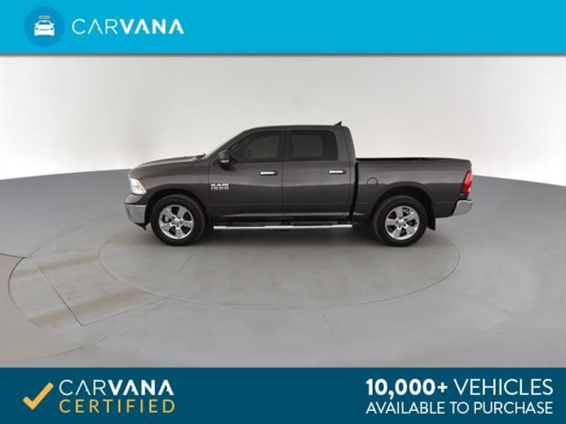 2016 Ram 1500 Crew Cab pickup Big Horn Pickup 4D 5 1/2 ft Gray <br 6