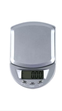 LCD POCKET SCALE.