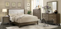 Queen Bed Frame @ house2home furniture  Lemon Grove