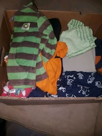 Boys assorted clothes sizes two to three $30 OBO 3137 km