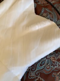 Ivory Size 14 Used Wedding dress Falls Church, 22041