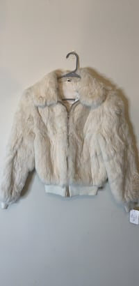 Authentic fur bomber jacket Reisterstown, 21136